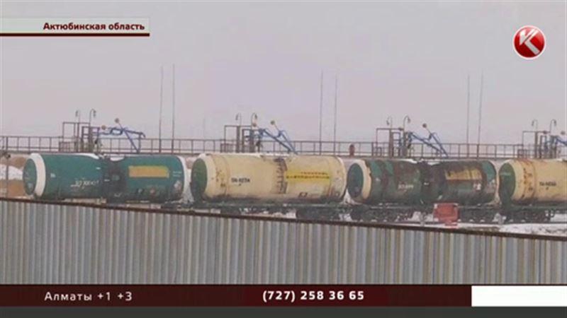 В КНБ уточнили данные по делу о хищении нефти в Актюбинской области