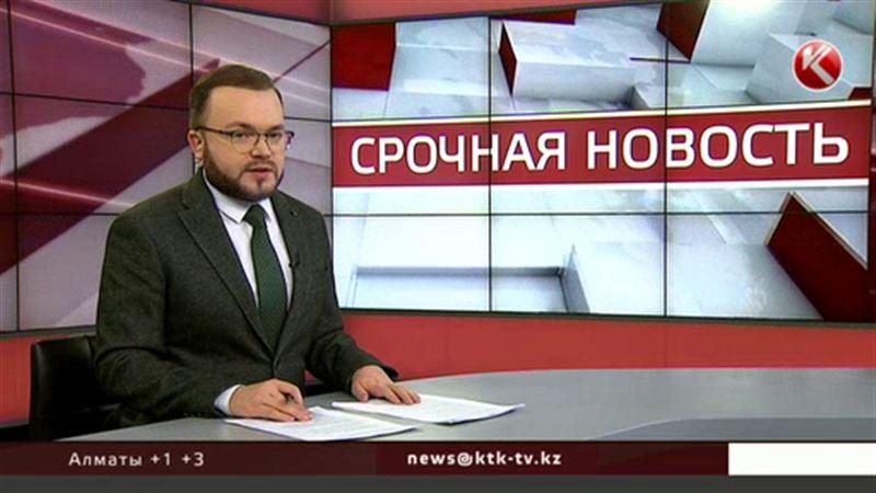В Алматинской области произошло крушение самолета