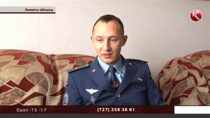 Талдықорғанда апатқа ұшыраған Су-27-нің ұшқышы қалай тірі қалғанын айтып берді