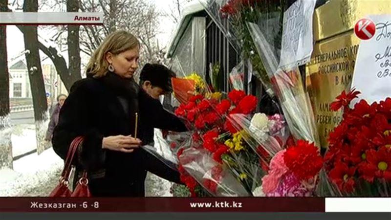 Для горя не существует границ: казахстанцы скорбят по жертвам авиакатастрофы