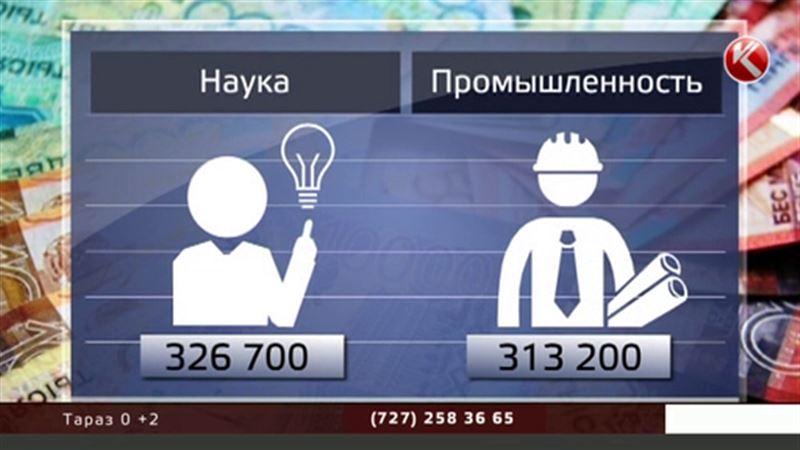 Кто в Казахстане получает меньше всех