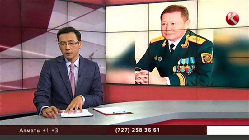 Астанада Ұлттық қауіпсіздік комитетінің бұрынғы басшысы ұсталды