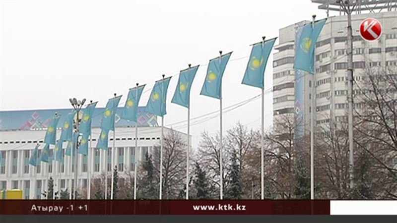 Новый год с дождем ждет казахстанцев