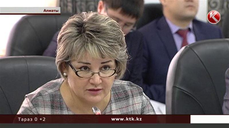 Стало известно, где в Алматы берут больше всего взяток