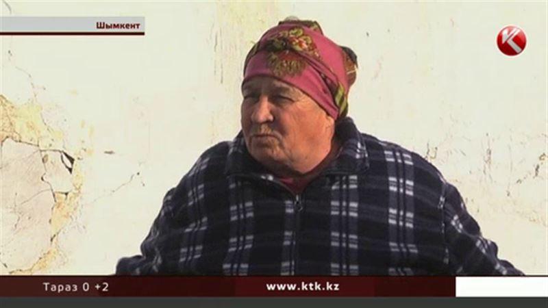 Людям, живущим на древнем городище под Шымкентом, некуда идти после сноса