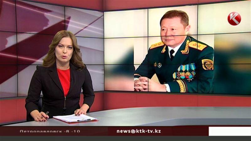 Задержан экс-глава КНБ Нартай Дутбаев