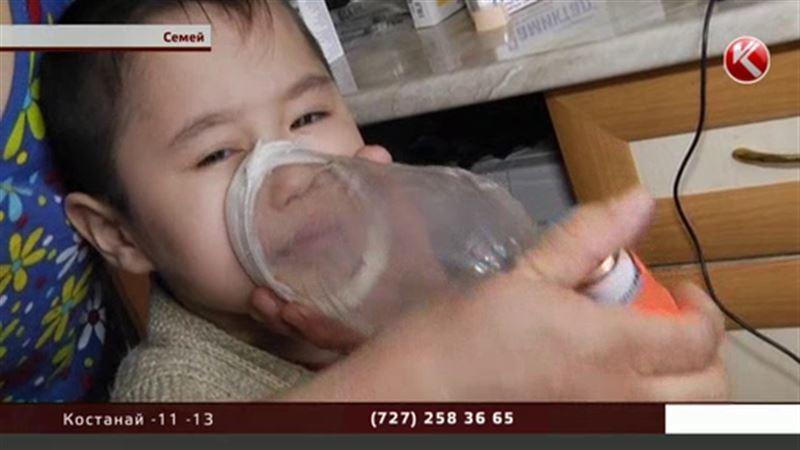 Родители просят помочь избавить 4-летнего малыша от редкого недуга
