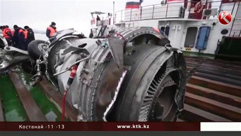 МЧС России завершает активный поиск тел и фрагментов Ту-154