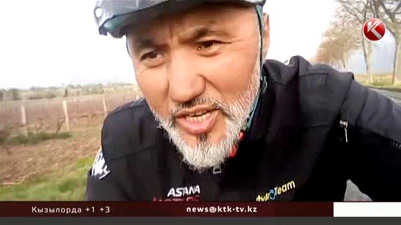 Казахстанцы покорили Евразию за 99 дней