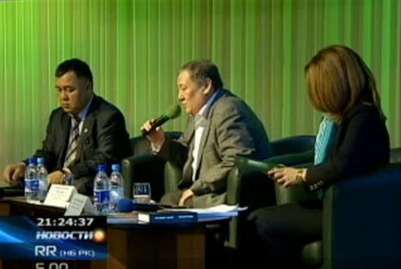 Сегодня в Алматы презентовали сразу три книги
