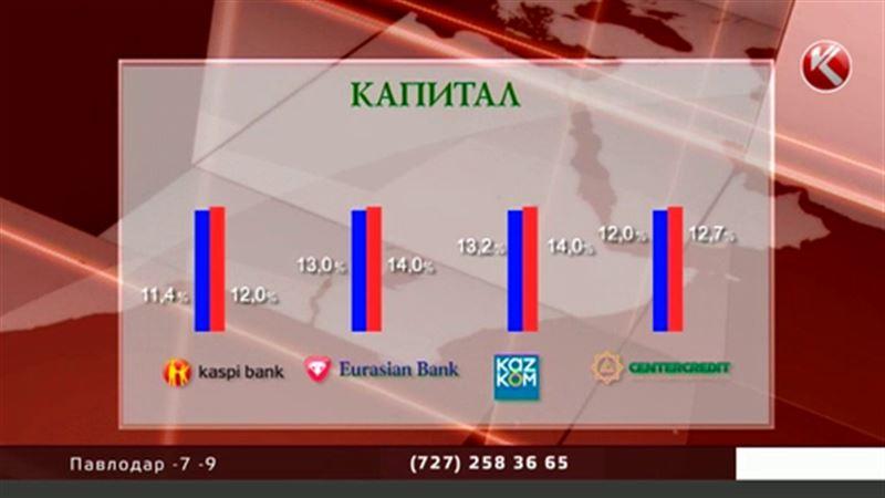 Банки уменьшили вознаграждение по тенговым вкладам