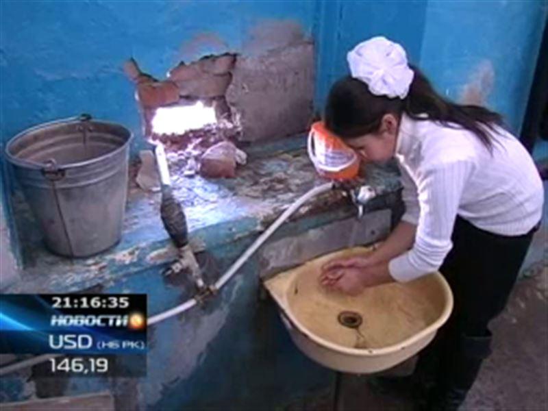 В Кызылорде с новой силой вспыхнул скандал вокруг  интерната для детей больных туберкулезом