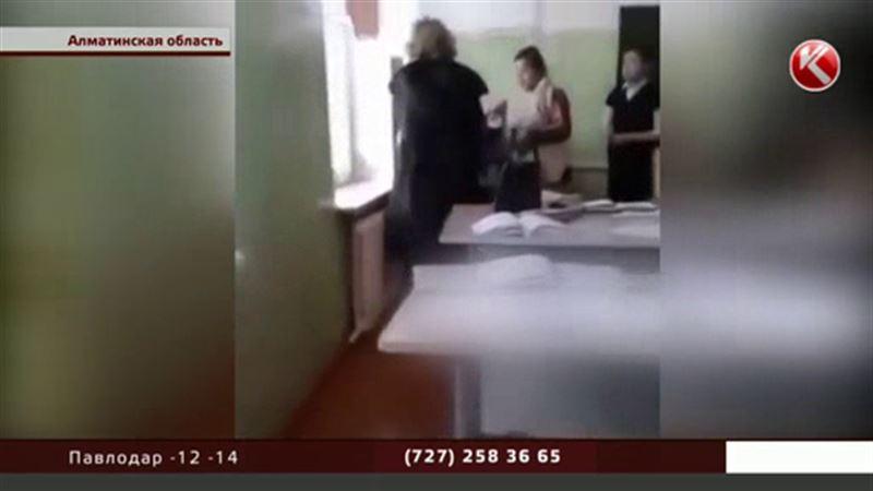 Учительнице из Алматинской области придётся ответить за рукоприкладство