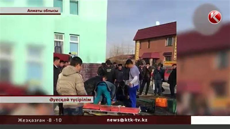 Алматы облысында халыққа қызмет көрсету орталығына барған тұрғын қайтыс болды