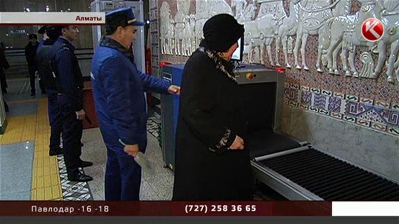 В алматинском метрополитене усилят меры безопасности