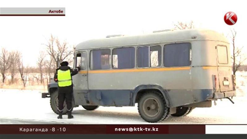 Актюбинские полицейские застрелили подозреваемого
