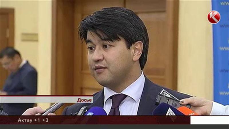 Куандык Бишимбаев арестован