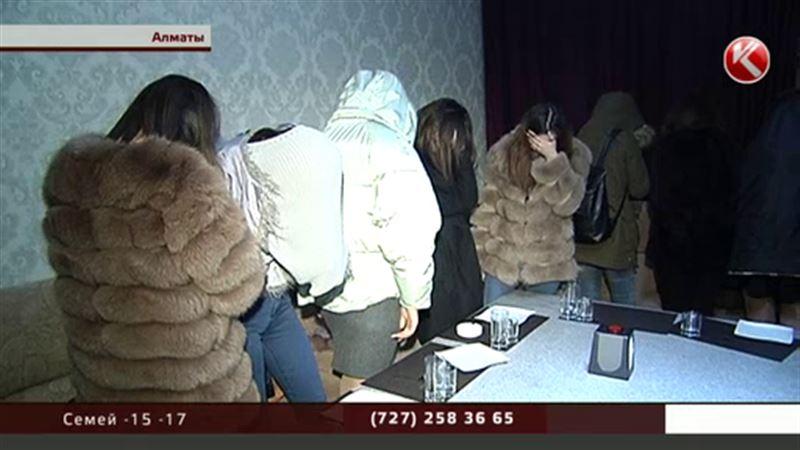 Притон в очень необычном месте обнаружили алматинские полицейские