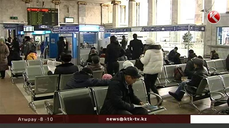Первыми на вокзалах начнут досматривать жителей и гостей Алматы