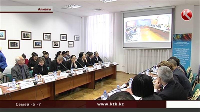 25-летие дипломатических отношений Казахстана и Китая отметили в Алматы