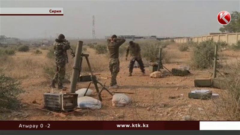 Накануне астанинского процесса на севере Сирии ликвидировали 65 боевиков