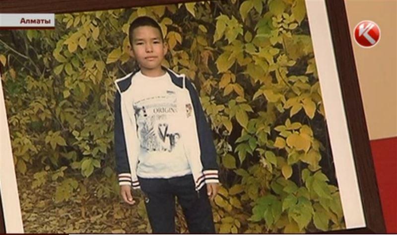 Родные похоронили убитого в Алматы 11-летнего школьника