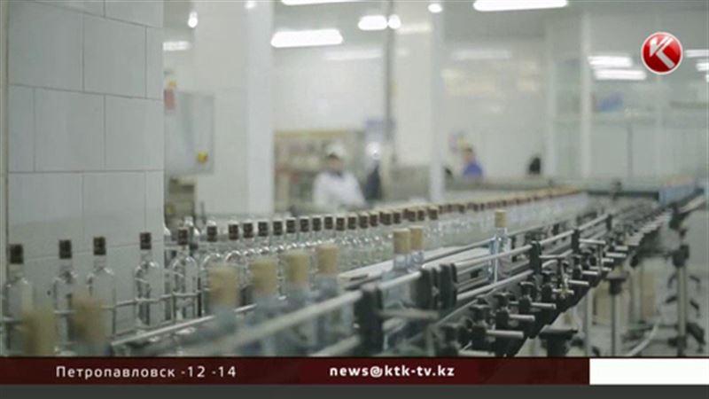 В Казахстане водка подорожает на 45%