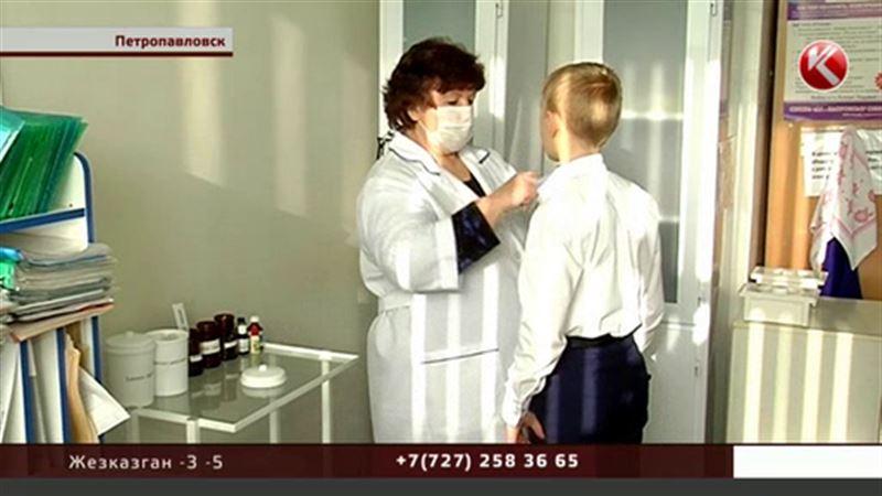 В Северном Казахстане из-за гриппа и ОРВИ закрываются школы