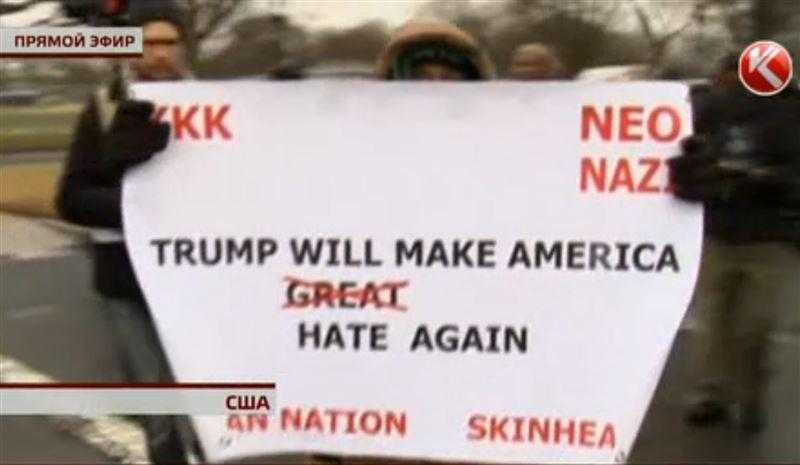 Барак Обама поддерживает протесты против Трампа