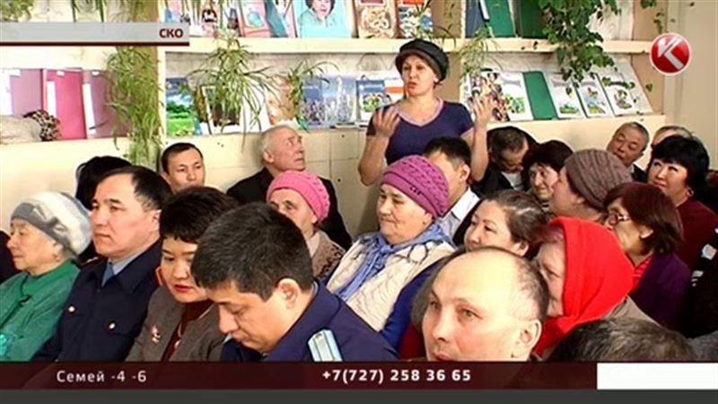 Североказахстанские крестьяне пытаются доказать, что они не крепостные