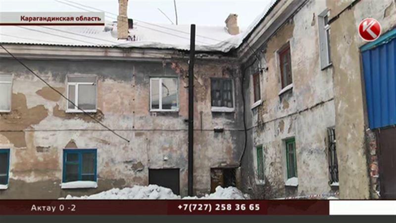 Судьба аварийного дома в Актасе решится на следующей неделе