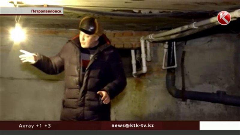 В Петропавловске призывают отказаться от пластиковых труб