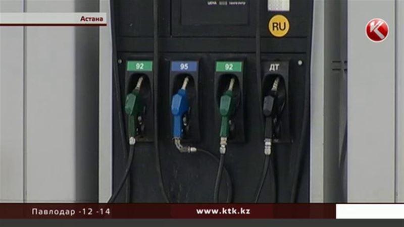 Казахстанские водители негодуют: бензин снова вырос в цене