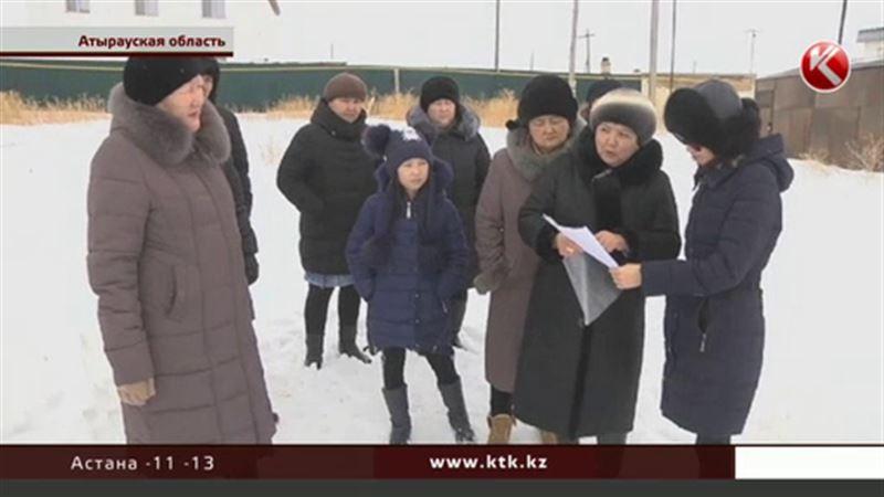 Соседство с газопроводом лишило сна жителей Атырауской области