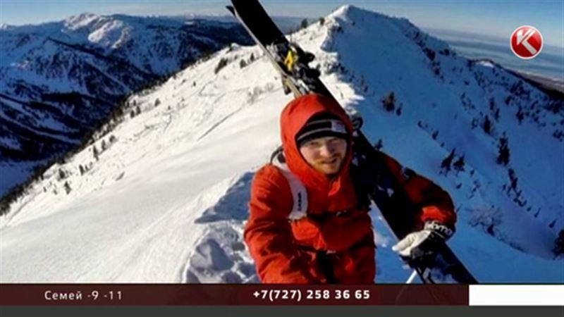 Россиянин погиб из-за схода лавины на Шымбулаке