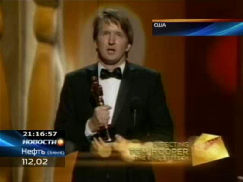 В США вручили «Оскары»