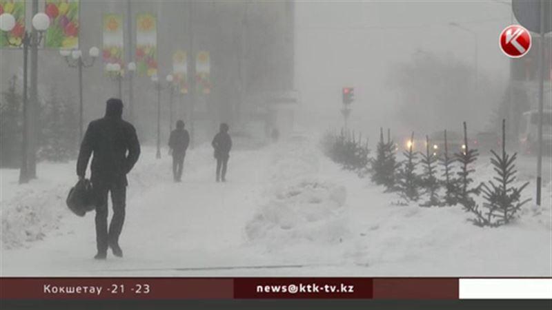 Арктический воздух с Карского моря принесет в Казахстан похолодание