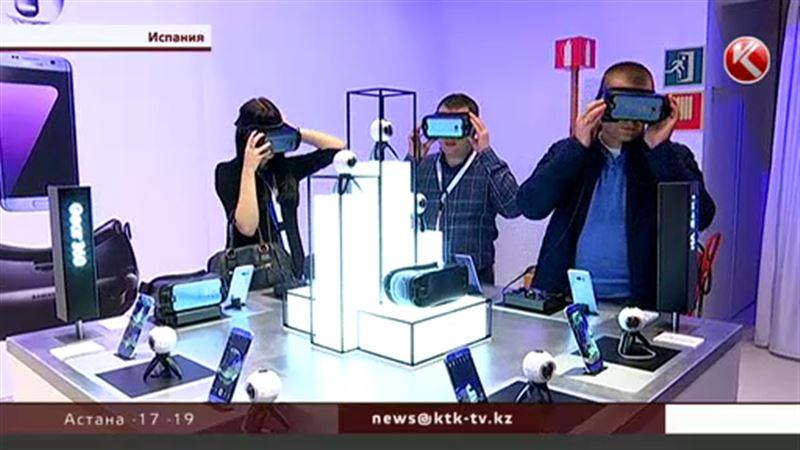 Samsung представил чудеса техники на выставке в Испании