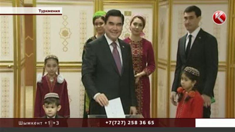 Президентом Туркмении снова стал Гурбангулы Бердымухамедов