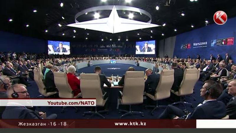 Треть казахстанцев считает НАТО угрозой