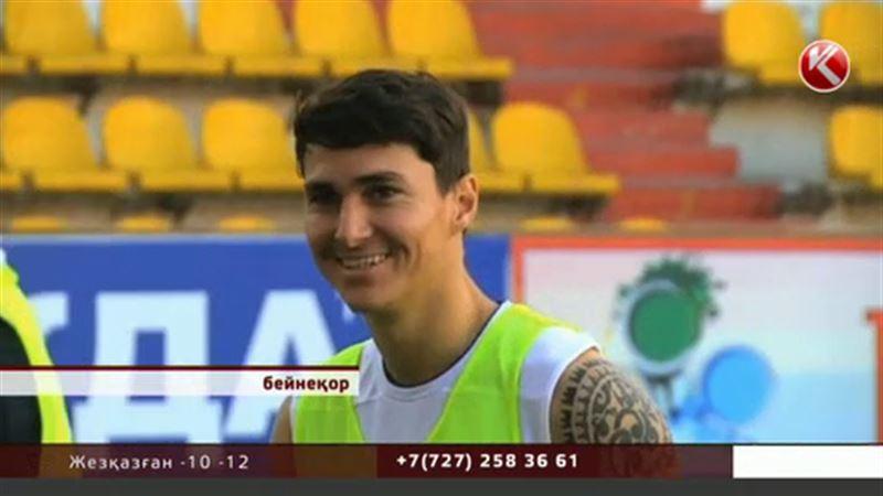 Бразилиялық футболшы «Ақтөбе» футбол клубын сотқа берді