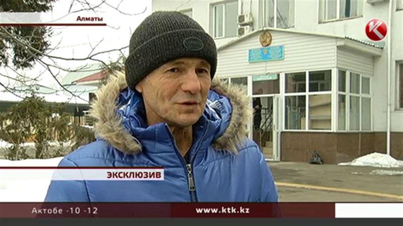 ЭКСКЛЮЗИВ: У знаменитого бомжа-чемпиона из Алматы теперь есть жилье