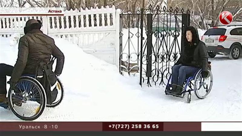 К потребностям инвалидов в стране полностью адаптировано лишь одно здание