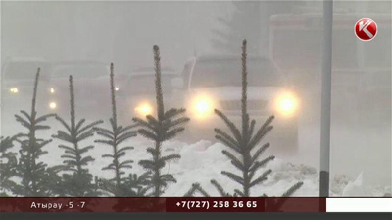 Погода на выходные: циклон и снегопады