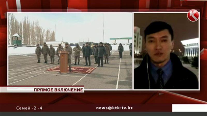 Жамбылская трагедия: Главная военная прокуратура назначила проверку