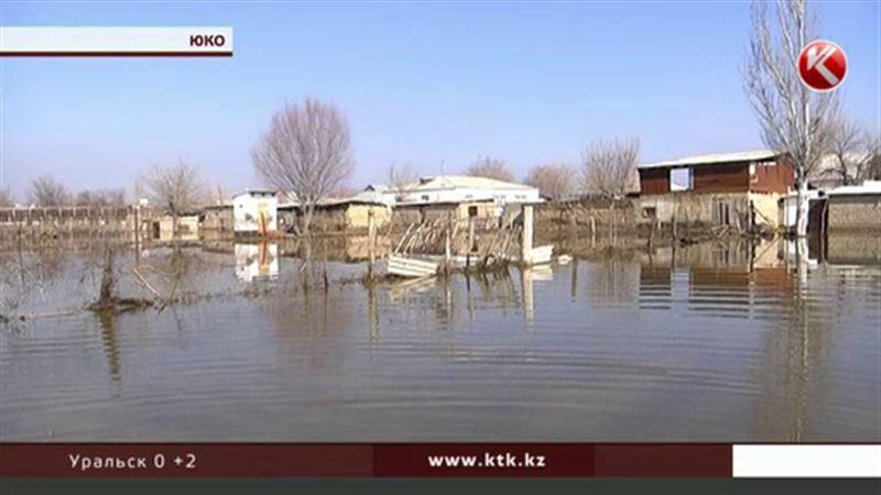 Не только непогода стала причиной наводнения в Южном Казахстане