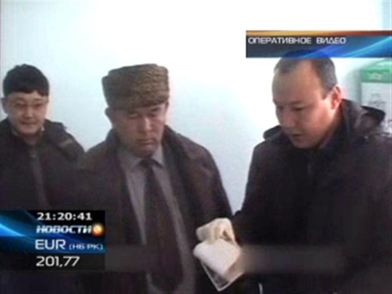 В ЮКО с начала года арестованы уже 20 чиновников. Это врачи, юристы, педагоги и ветеринары