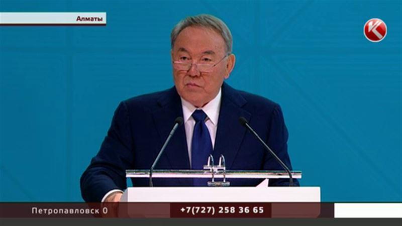 Назарбаев рекомендовал науке и бизнесу объединяться