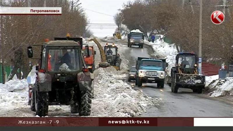 По всему Казахстану готовятся к большому паводку