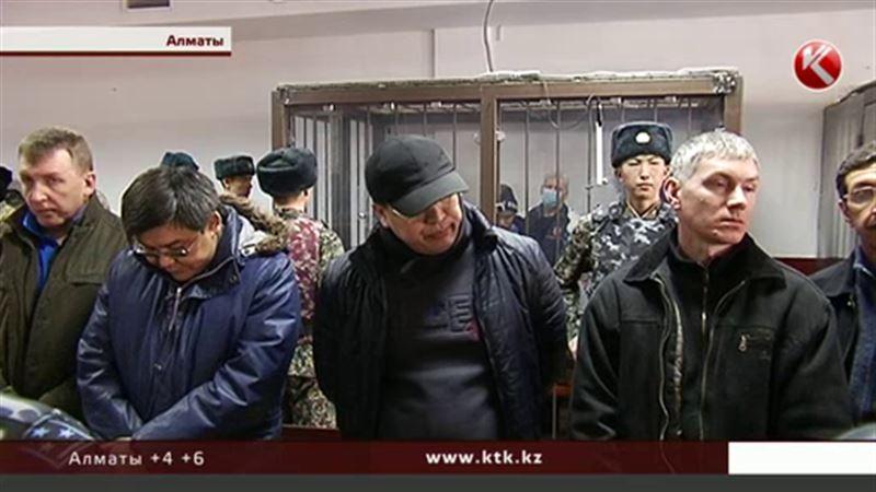 Тридцать пять человек сели в тюрьму по делу экс-главы финпола Алматы